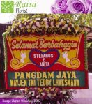Bunga Papan Wedding B002
